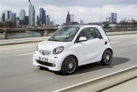 Smart : Smart Fortwo Gets More Power Thanks To Brabus