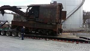 N U0026w Steam Wreck Crane  1
