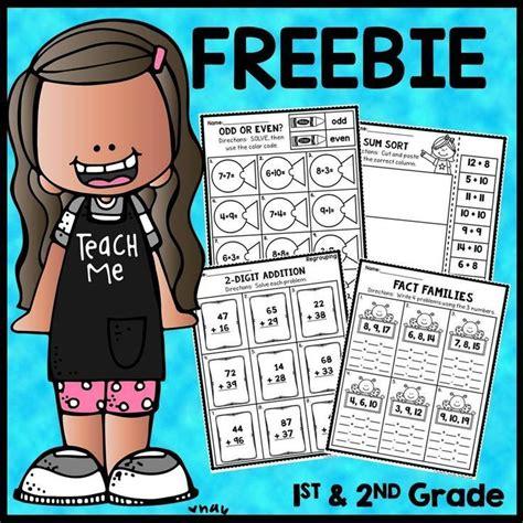 st   grade math worksheets  images