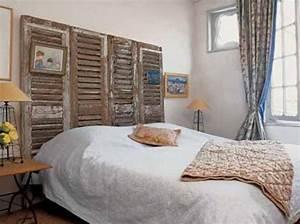 Paravent Tete De Lit : tete de lit fait maison ~ Teatrodelosmanantiales.com Idées de Décoration