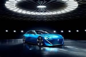 Peugeot Voiture Autonome : peugeot instinct un concept hybride rechargeable autonome pour la marque au lion ~ Voncanada.com Idées de Décoration