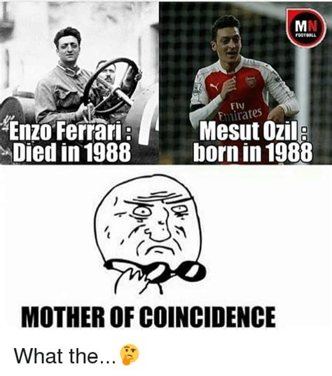 Enzo ferrari birthday and date of death. Funny Ozil Memes of 2017 on SIZZLE | Arsenal
