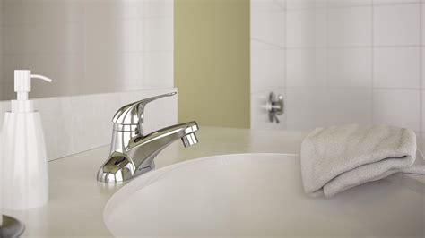 what are kitchen sinks made of origins 174 single handle centerset lavatory faucet s 9612 1 9612