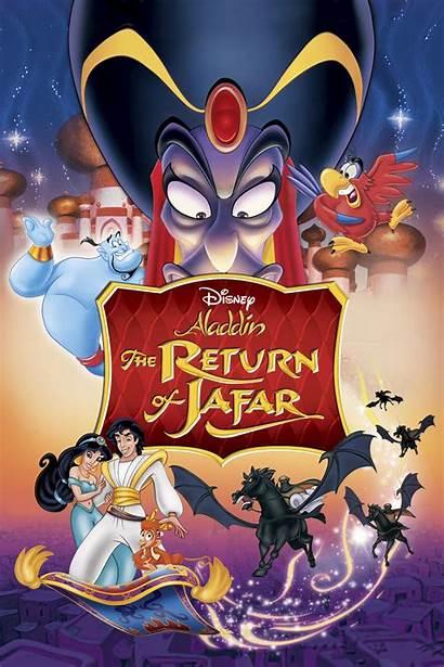 Jafar Return Disney Aladdin Wiki Genie Jasmine