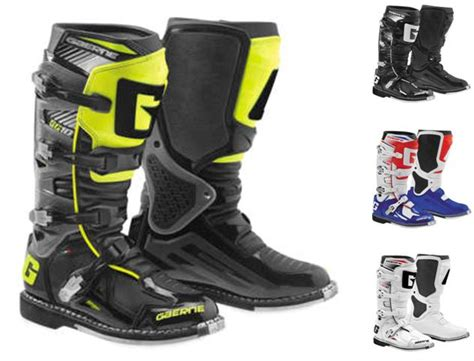 Gaerne 2017 Sg 10 Dirt Bike Boot