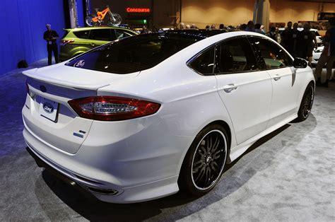 Fusion Sema by 2012 Sema Ford Fusion