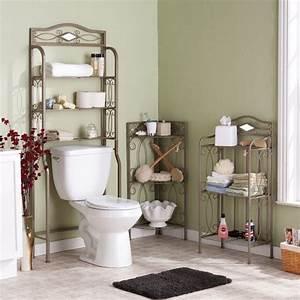 etagere en fer forge pour une deco pleine de caractere With salle de bain design avec décoration murale fer forgé design