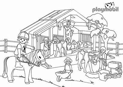 Playmobil Ausmalbilder Coloring Zum Ausmalen Characters Malvorlagen