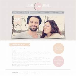 Wedding websites romantic decoration for Wedding photo sites