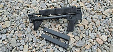American Rifleman | The Kel-Tec Sub 2000 9 mm Carbine