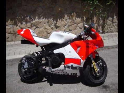 pocket bike marlboro yamaha team minimoto youtube