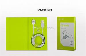 Original Wsken Micro Usb Charger Cable For Android