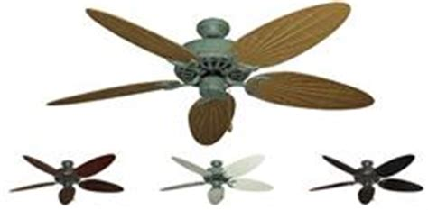 Wicker Ceiling Fans Canada by 52 Inch Dixie Outdoor Tropical Ceiling Fan Bamboo