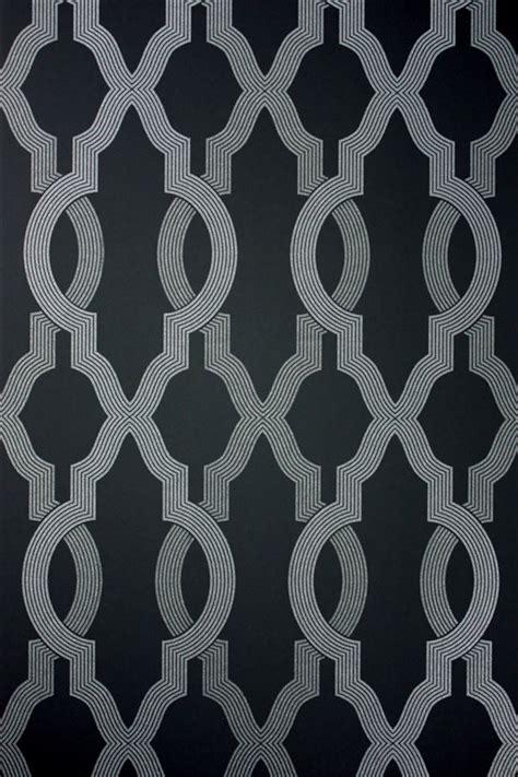 Englische Tapeten tapeten schwarz weiß tapeten schwarz wei kaufen tapeten
