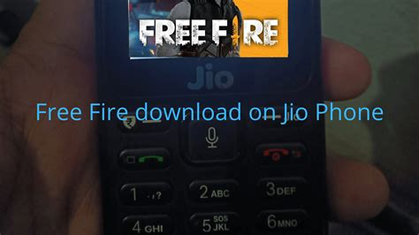 Jio phone में free fire game kaise download kare | जिओ गेम में अभी. Free Fire download on Jio Phone: क्या जिओ फ़ोन पर Free ...