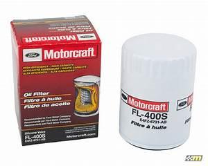 Motorcraft Oil Filter  Fl Fiesta St