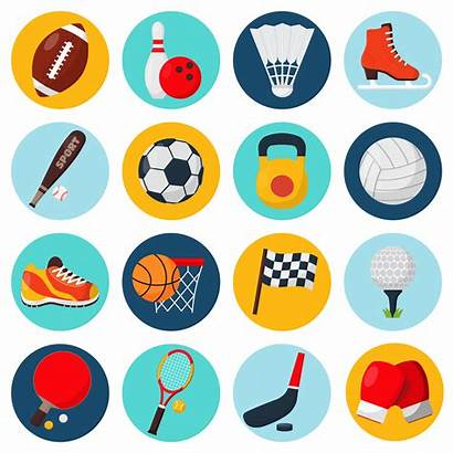Sports Sport Icon Icons Vector Vectors Clipart