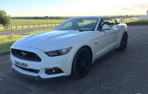 mustang v8 coolest ford mustang v8 convertible review is sam ready to