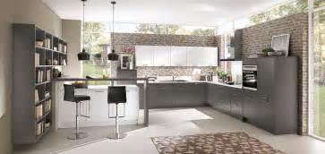graue küche moderne graue küchen vielseitig und möbel kraft