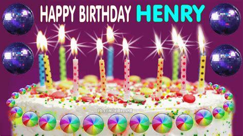 Happy Birthday Henry Images Happy Birthday Henry Images Gif Happy Birthday Greeting