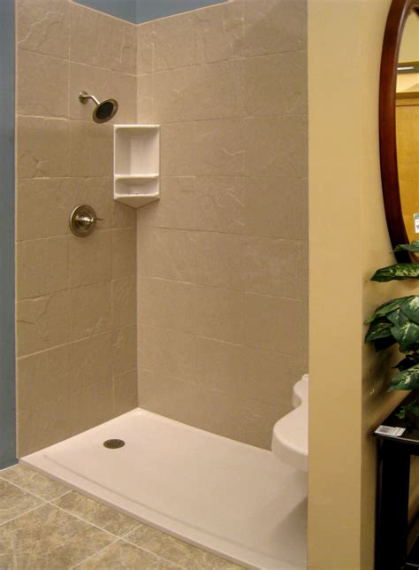 tile shower kits diy bathroom remodeling tips tricks and strategies 2774