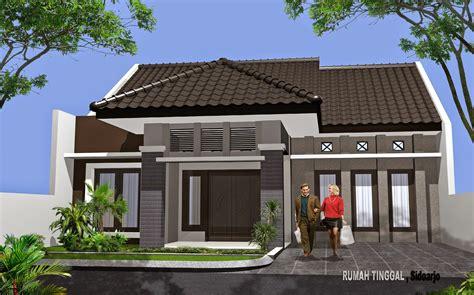 desain rumah sederhana   desa arcadia desain