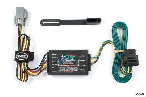 Chevy Equinox Wiring Kit Harness Curt Mfg