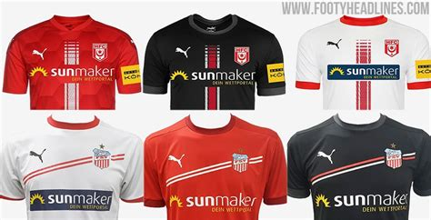 League, teams and player statistics. Change For The Better? Comparing Puma's 19-20 & 20-21 3. Liga Kits - Footy Headlines