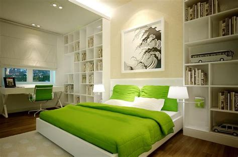 Design Ideas For Green Bedroom by Green Color Schemes For Modern Bedroom And