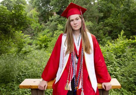 Thumbs: Bravo to Paxton Smith, one brave valedictorian