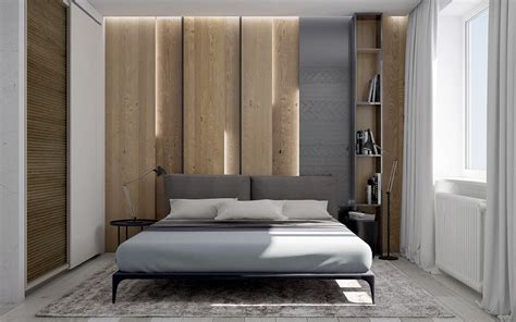 led chambre wooden wall designs 30 striking bedrooms that use the