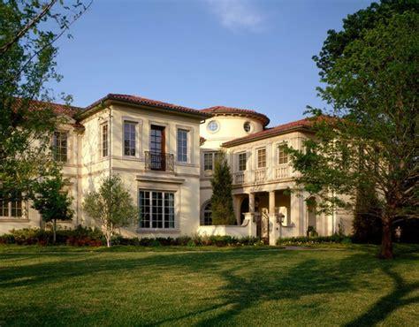 italian renaissance villa  highland park tx