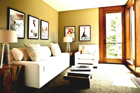 Simple Interior Design For Small Living Room In