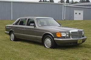 19k-mile 1987 Mercedes-benz 420sel For Sale On Bat Auctions