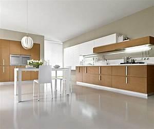Disenos modernos cocinas minimalistas diseno casa for Disenos de interiores de casas modernas