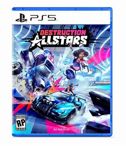 Playstation Walmart Destruction Allstars Sony
