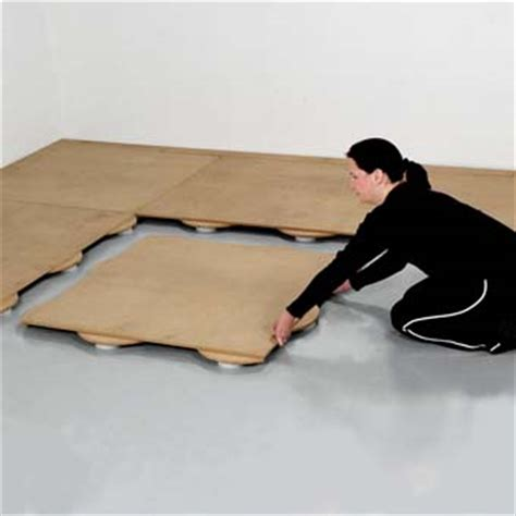 Rosco Floor by Sprung Floor Rosco Sprung Studio Floors Panels