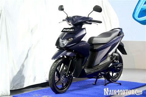 Suzuki Nex Ii Modification by Suzuki Nex Ii Meluncur Di Iims 2018 Harga Masih Rahasia