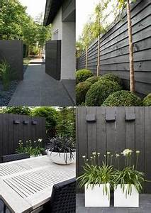 50 modern garden design ideas to try in 2017 jardins With lovely idee deco jardin terrasse 8 fruits decoration exterieur terrasse vue sur cour