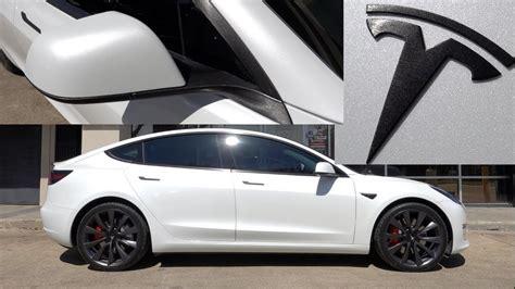 View Black Tesla 3 Chrome Delete Aero Background
