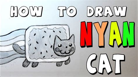 ep    draw nyan cat youtube