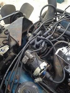 Simplify Engine Bay 1975 F250 W   360