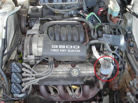 Egr Valve Location Forum Buick Cadillac Olds Gmc