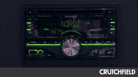 kenwood doppel din kenwood din cd receivers dpx500bt and dpx300u crutchfield