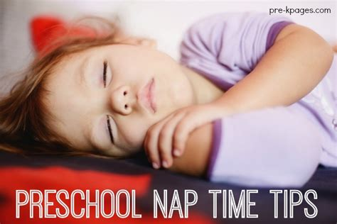 preschool nap nap time tips for preschool teachers pre k pages 822