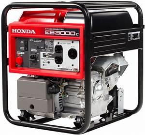 Honda Generators Eb3000c