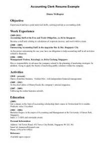 resume exle entry level accounting clerk positions in minecraft accountant l picture accounting clerk resume sles
