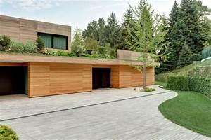 Maisons En Bois Contemporaines   La House U  U00e0 Milan