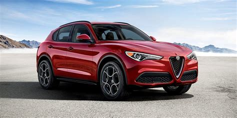 New 2018 Alfa Romeo Stelvio For Sale Near Bronx Ny, White