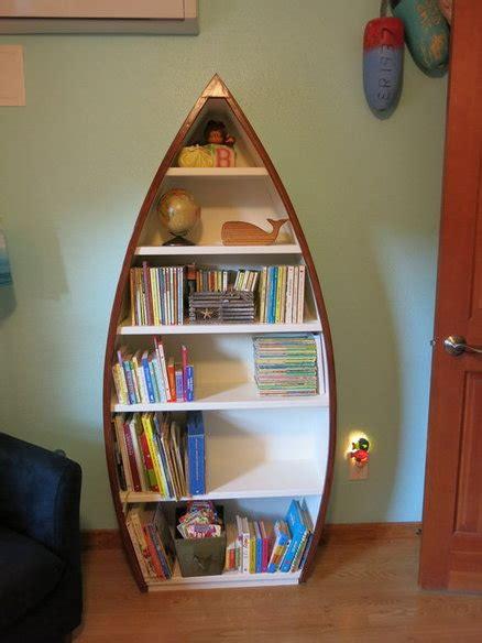 Row Boat Bookcase Plans by Row Boat Bookcase By Rwingnut Lumberjocks